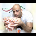 تحدي اكل 8 سندويش دجاج من بوبايز 3000 سعرة حرارية – Popeyes |التحدي الأكبر|