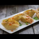 Chicken Recipes – How to Make Buffalo Chicken Stuffed Shells