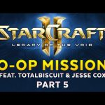 Legacy of the Void – Co-op missions feat. TotalBiscuit & Jesse Cox – Part 5 [Sponsored]
