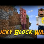 Minecraft Lucky Wars – دييييييييييييييييييم
