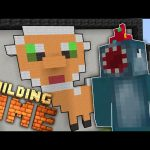 Minecraft Xbox – ART GALLERY! – Building Time! [#20]