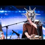 Peter K Rollings is in his own Strange World    Week 1 Auditions   Britain's Got Talent 2016