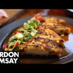 Red Mullet with Sweet Chilli Sauce – Gordon Ramsay