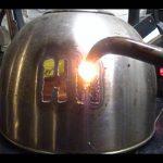 Steel Cutting With Hydrogen