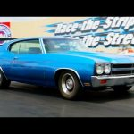 1970 OPG HT502 Chevelle, First Fire then Smoke! (Tire Smoke) – Hot Rod Garage Ep. 20
