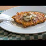 Butternut Squash Cakes – Crispy Butternut Squash Cakes Recipe
