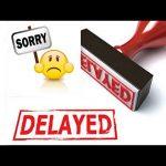 Delayed Deliveries !!!!