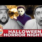 Halloween Horror Nights – Screen Junkies Scare!