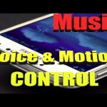 HOW TO: Control Samsung Galaxy S4 MUSIC with PALM MOTION gesture & VOICE