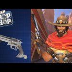 McCree's Pistol – Overwatch – DIY PROP SHOP