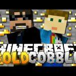 Minecraft: GOLD COBBLESTONE MODPACK | Raining Diarrhea!! [9]