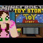 Minecraft: LIVING ROOM – TOY STORY – Custom Map [2]