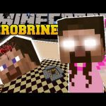 Minecraft: YOU ARE HEROBRINE (BECOME UNSTOPPABLE!) Custom Command