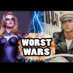 MUTT WILLIAMS vs BATGIRL – Worst Wars