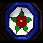Octagon Stained Glass Window (More Detail)