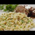 Pasta Recipes – How to Make German Spaetzle Dumplings