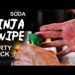 """Soda Bottle Blaster! – """"Soda Ninja Swipe"""""""