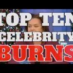 Top 10 Savage Celebrity Burns (Quickie)