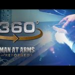 Finishing Genji's Sword in 360° (3/4)  – Overwatch – MAN AT ARMS: REFORGED