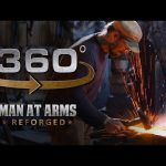 Forging Genji's Sword in 360° (1/4) – Overwatch – MAN AT ARMS: REFORGED