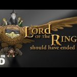 How Lord of The Rings Should Have Ended