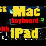 HOW TO: Use Mac keyboard as an iPad, iPhone, iPod Touch bluetooth keyboard