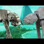 Star Wars AT-AT Toys Have Changed a Lot in 20 Years – Up At Noon Live!