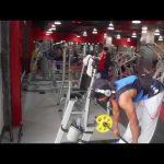 #Vlog 4 !! الفلوق الرابع تمارين والعيال