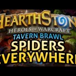 Hearthstone: Tavern Brawl – Spiders Everywhere