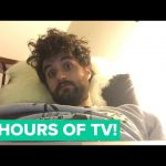 I Watched A Week's Worth Of TV In A Day | Average American