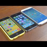 iPhone 5s vs Samsung Galaxy S4 vs iPhone 5c Speed Test!