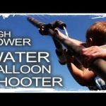 Water Balloon Shotgun!