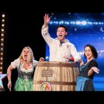 Will magician Michael be late to the party? | Britain's Got Talent 2015
