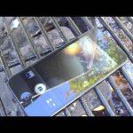 iPhone 5 Fire Grill Test – ULTIMATE DESTRUCTION CRASH TEST – (iPhone 5 Burned)