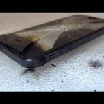 iPhone 5 Microwave Test – Extreme Total Destruction Crash Test – iPhone 5 Destroyed –
