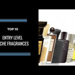 TOP 10 ENTRY LEVEL NICHE FRAGRANCES/COLOGNES