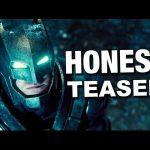 Honest Teaser – Batman v. Superman: Dawn of Justice