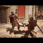 Assassin's Creed Origins: Gladiator Arena Krokodilopolis Gameplay in 4K – E3 2017