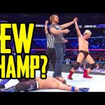 NEW WWE WORLD CHAMPION? (WWE Smackdown Live Recap and Results 10/18/16 w/ Steve and Larson)
