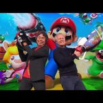 Shigeru Miyamoto Introduces Mario + Rabbids: Kingdom Battle – E3 2017: Ubisoft Conference