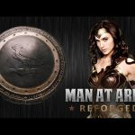 Wonder Woman Shield – MAN AT ARMS: REFORGED