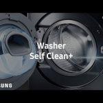 Samsung FlexWash™ : Self Clean+