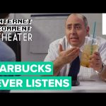 Frustrated Review of a Starbucks Re-enacted – Internet Comment Theater