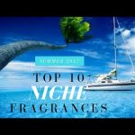 Top 10 Niche Fragrances for Summer 2017