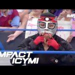 Trevor Lee vs. Octagoncito X-Division Match | #IMPACTICYMI July 27th, 2017