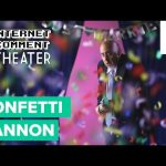 Angry Confetti Cannon Review Re-enacted – Internet Comment Theater