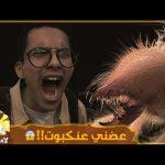 #لادودا_متاتا | إذا جاء الأفن فقرب الكفن – camel spider !!💀 مع فهد التمساح
