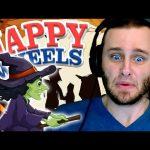 HALLOWEEN!!   Happy Wheels [3]