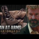 Logan X-23's Claws – MAN AT ARMS: REFORGED
