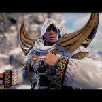 Soulcalibur 6 – Zasalamel Character Reveal Trailer